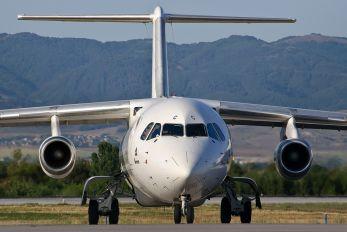 LZ-HBC - Hemus Air British Aerospace BAe 146-200/Avro RJ85