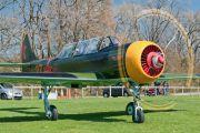 G-YAKX - Private Yakovlev Yak-52 aircraft