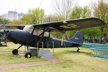 112537 - Korea (South) - Air Force Cessna L-19/O-1 Bird Dog