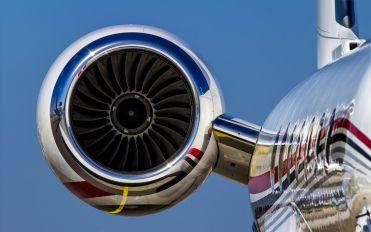 N505D - Private Gulfstream Aerospace G-V, G-V-SP, G500, G550