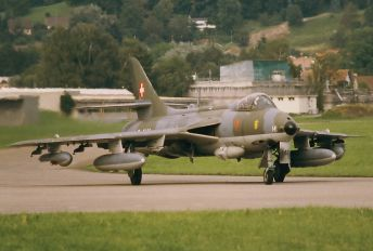 J-4141 - Switzerland - Air Force Hawker Hunter F.58