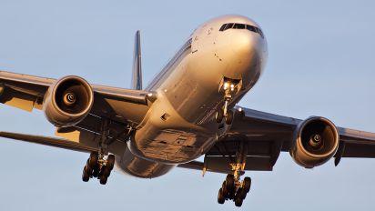 9V-SVA - Singapore Airlines Boeing 777-200ER
