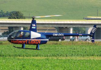OM-DCL - Private Robinson R44 Astro / Raven