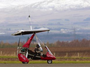G-CFEV - Private P & M Aviation Quik