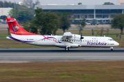 TransAsia's first ATR 72-600 title=