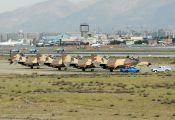 3-6615 - Iran - Islamic Republic Air Force McDonnell Douglas F-4E Phantom II aircraft