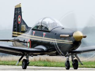 668 - Bulgaria - Air Force Pilatus PC-9M