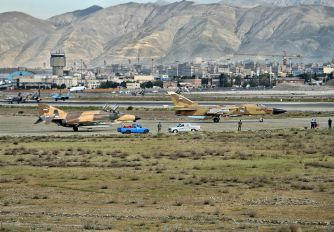3-6855 - Iran - Islamic Republic Air Force Sukhoi Su-24M