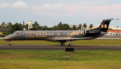 PR-PFN - Brazil - Federal Police Embraer ERJ-145LR