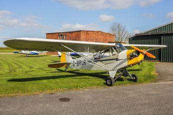 G-BROR - Private Piper J3 Cub