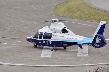 31003 - China - Police Eurocopter EC155 Dauphin (all models)