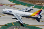 DQ-FJL - Air Pacific Boeing 747-400 aircraft