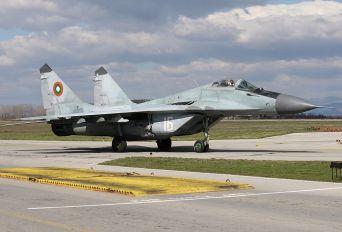 16 - Bulgaria - Air Force Mikoyan-Gurevich MiG-29