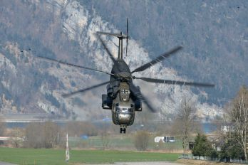 84+57 - Germany - Air Force Sikorsky CH-53GA