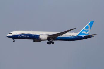 N789FT - Boeing Company Boeing 787-9 Dreamliner