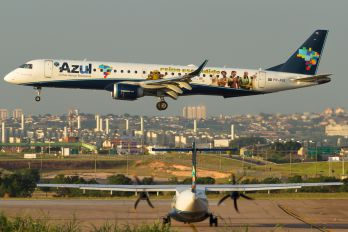 PR-AYE - Azul Linhas Aéreas Embraer ERJ-195 (190-200)