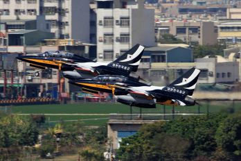 10-0057 - Korea (South) - Air Force: Black Eagles Korean Aerospace T-50 Golden Eagle
