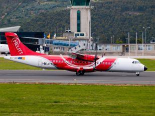 EC-LNQ - Helitt Líneas Aéreas ATR 72 (all models)