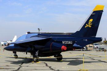 N120AU - Private Dassault - Dornier Alpha Jet A