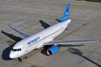 EI-FDL - Metrojet Airlines Airbus A320
