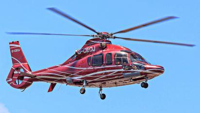 G-CEOJ - Private Eurocopter EC155 Dauphin (all models)