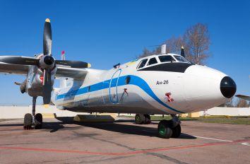 UR-26531 - Ukraine - UkSATSE Antonov An-26 (all models)