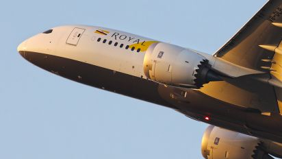V8-DLB - Royal Brunei Airlines Boeing 787-8 Dreamliner