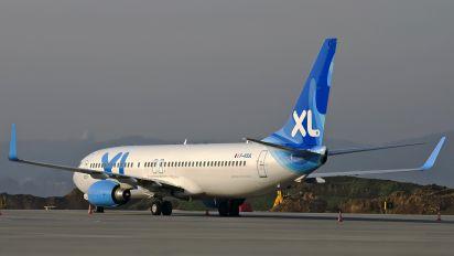 F-HJUL - XL Airways France Boeing 737-800