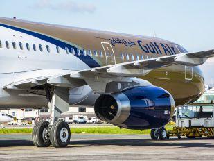 A9C-CE - Gulf Air Airbus A321