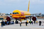 D-ALEC - DHL Cargo Boeing 757-200 aircraft