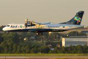 PR-ATR - Azul Linhas Aéreas ATR 72 (all models) aircraft