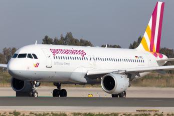 D-AIPZ - Germanwings Airbus A320