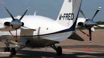 M-FRED - Private Piaggio P.180 Avanti I & II aircraft