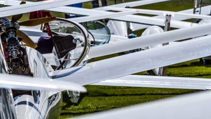 PH-1300 - ACVZ-Amsterdamse Club Voor Zweefvliegen Schempp-Hirth Duo Discus