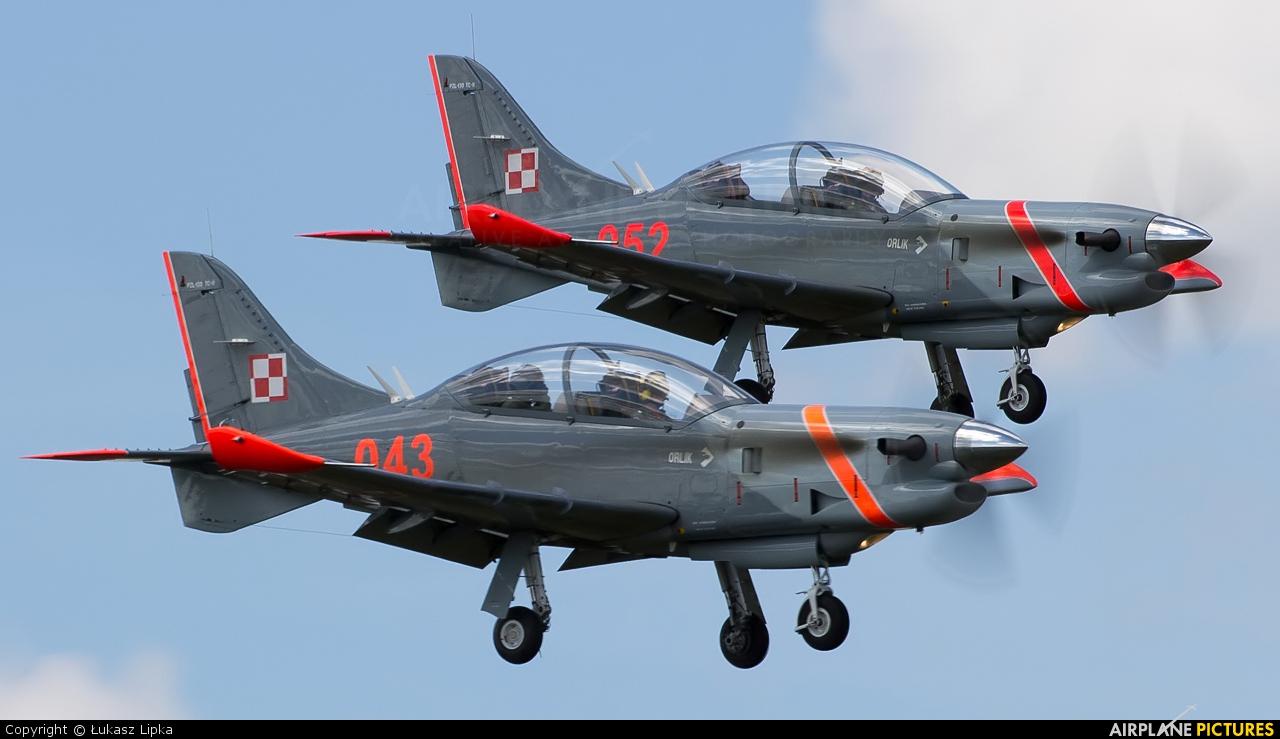 Poland - Air Force 052 aircraft at Radom - Sadków