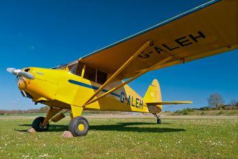 G-ALEH - Private Piper PA-17 Vagabond