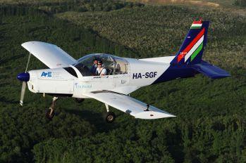 HA-SGF - Malév Aero Club Zlín Aircraft Z-142