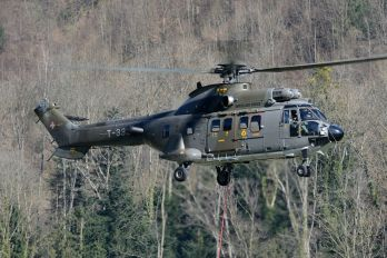 T-332 - Switzerland - Air Force Aerospatiale AS532 Cougar