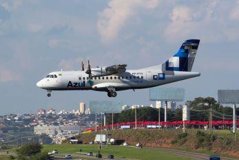 PP-PTV - Azul Linhas Aéreas ATR 42 (all models)