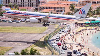 N172AJ - American Airlines Boeing 757-200