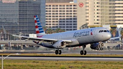 N109NN - American Airlines Airbus A321