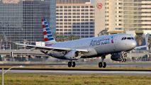N109NN - American Airlines Airbus A321 aircraft