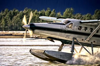N338AK - Wings of Alaska de Havilland Canada DHC-3 Otter