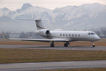 M-GLFV - Private Gulfstream Aerospace G-V, G-V-SP, G500, G550