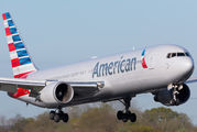 N376AN - American Airlines Boeing 767-300ER aircraft