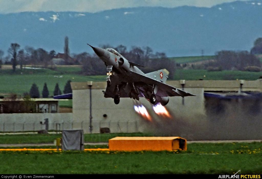 Switzerland - Air Force J-2327 aircraft at Payerne