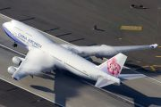 B-18215 - China Airlines Boeing 747-400 aircraft