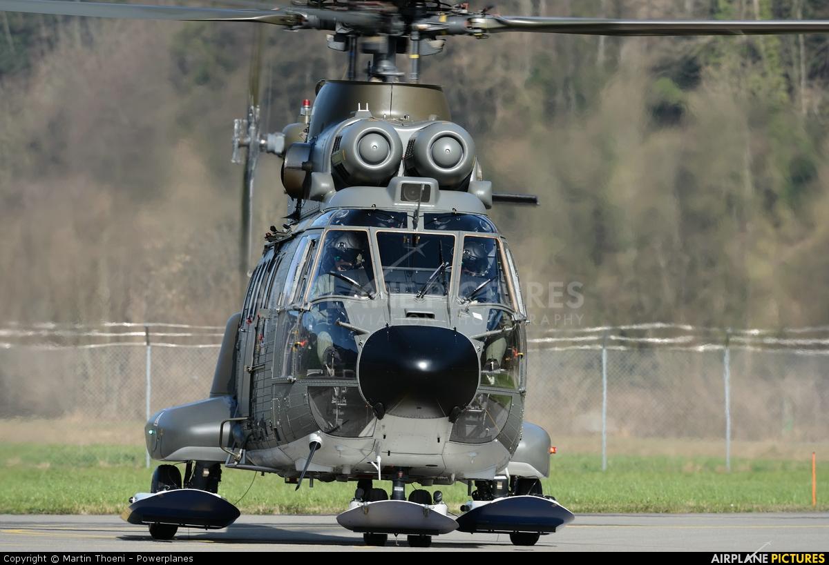 Switzerland - Air Force T-317 aircraft at Alpnach