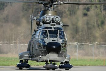 T-317 - Switzerland - Air Force Aerospatiale AS332 Super Puma