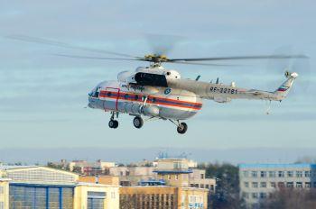 RA-32781 - Russia - МЧС России EMERCOM Mil Mi-8MTV-1